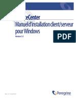 Hp Man SC51 Client Server Installation Windows French PDF