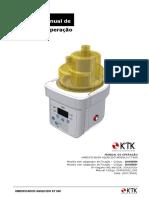 Manual Umidificador KT 600