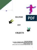 Danse et Objets