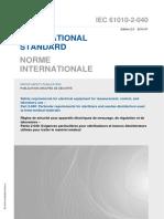IEC 61010-2-040-2015