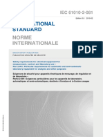 IEC 61010-2-081-2019