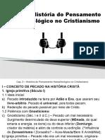 Soteriologia Cap. 3 – História do Pensamento Hamartiológico no Cristianismo