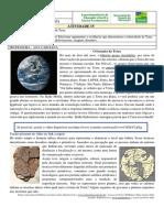 ATIVIDADE DE CIÊNCIAS (FORMATO DA TERRA) 19-03