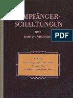 05 - 1956 - Empfanger Schaltungen der Radio-Industrie - V