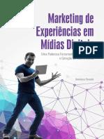 Marketing de experiências em mídias digitais