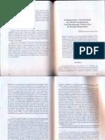 Cláudio Pereira de Souza Neto - Fundamentação e normatividade dos direitos fundamentais - a nova interpretação constitucional0001