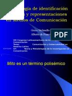 ALAICMetodología de identificación de mitos y representaciones en Medios de Comunicación