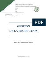 Cours Sur Gesttion de Production M2FMP (1)