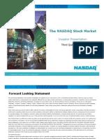Nasdaq Q307 Investor Presentation
