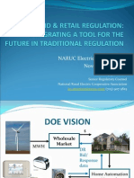 Energy- - Smart Grid and Retail Regulation