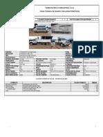 Ficha Tecnica VD-UN08 (UPP-360)