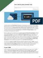 tudosobrehospedagemdesites.com.br-O que é SSH e como usá-lo para acessar sua hospedagem