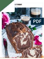 cake marbré moelleux et fondant - Amour de cuisine