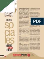 REDES SOCIALES CRITERIOS PARA LOS LOGOS notas y datos ADVASNPERU
