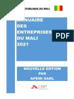 Annuaire Mali 2021 - Copie