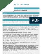 PlanoDeAula_ Pscicologia Social Plano II
