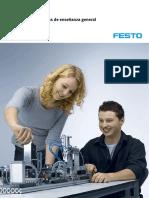 MecLab® Técnica para escuelas de enseñanza general - Festo