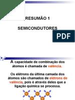 RESUMÃO.1SEMI CONDUTORES