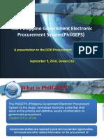 PhilGEPS presentation davao_edited