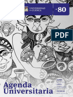 Agenda Universitaria - Julio 2019