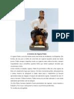 A história do Cigano Pablo