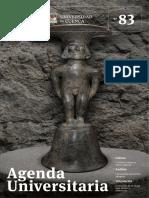 Agenda Universitaria - Octubre 2019