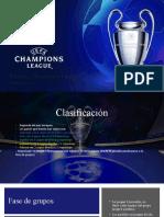 Formato Champions League