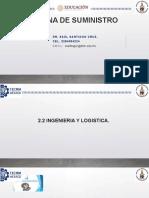 2.2 Ingenieria y Logistica.