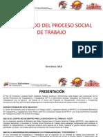 Diplomado Del Proceso Social Trabajo