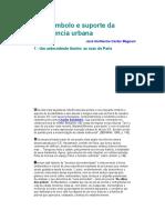 Antropologia urbana