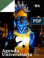 Agenda Universitaria - Enero 2020