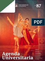Agenda Universitaria - Febrero 2020