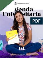 Agenda Universitaria - Septiembre 2020
