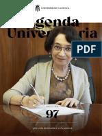 Agenda Universitaria - Enero 2021