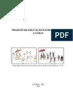 Projeto de Educação Patrimonial de Lavras - AMCEP Rev