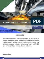4- Sensores e Diagnósticos