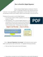 Digital_Certficate_Procedure