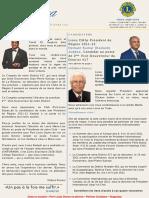 Inforama No 36 du Lions Club Port Louis Doyen