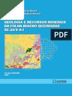 Relatorio_geologia-Riacho Queimadas-Piaui