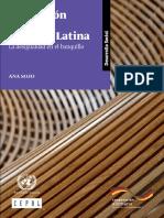 Protección Social en América Latina- La Desigualdad en El Banquillo