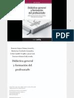Cap_1_Didáctica General y Formación Del Profesorado