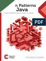 Design Patterns com Java - Projeto orientado a objetos guiado por padrões - Casa do Codigo