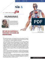 33- Fisiologia e Anatomia Aplicada ao Magnetismo