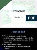 Cp 11 - Psicologia de Charles Morrison