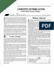 Alternative Network Letter Vol 7 No.1-Apr 1991-EQUATIONS