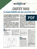 Amplificador Mosfet PN 1990