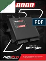 Manual Injepro - S8000