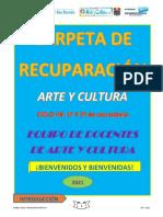 Carpeta de Recuperación 1º y 2º -Ciclo Vi-Arte y Cultura (1)