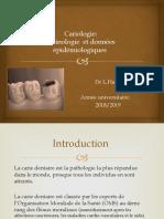 1.1.Cariologie Terminologie Et Données Épidéilogiques Dr Haddadi