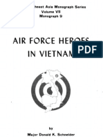 Vol. VII Air Force Heroes in Vietnam
